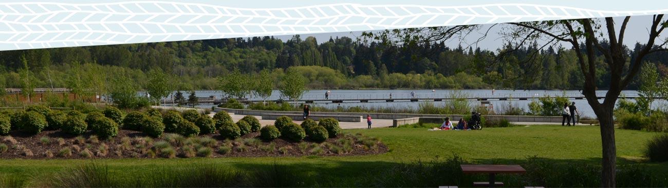 Explore the Park - Hidden River Townhomes - Kirkland, WA 98034