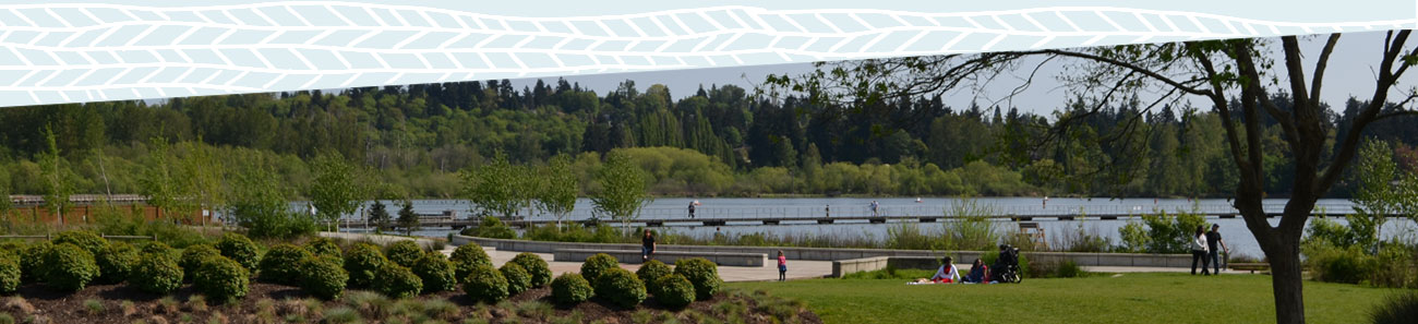 Visit the waterfront - Hidden River Townhomes, Apartments near Juanita Bay, Kirkland, Washington 98034
